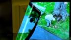 Video «OLED - Bildschirme aus Plastik» abspielen
