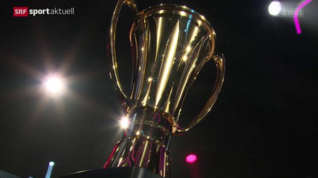 Video «Die Super League hat einen neuen Pokal» abspielen