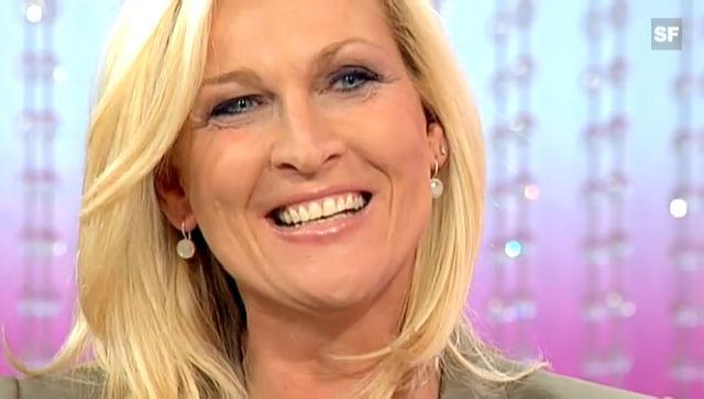 Moderatorin Patty Boser schwärmt über ihren Beat Ludin (29.05.2011)