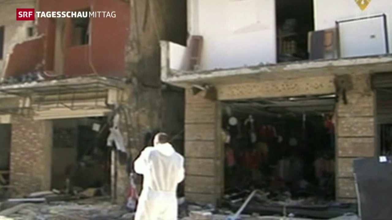 Selbstmordanschlag in Beirut