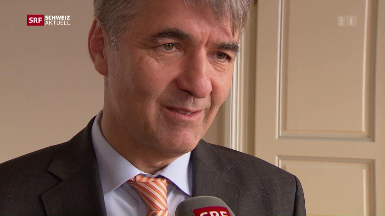 Bürgerliche hoffen auf Berns Stadtpräsidenten