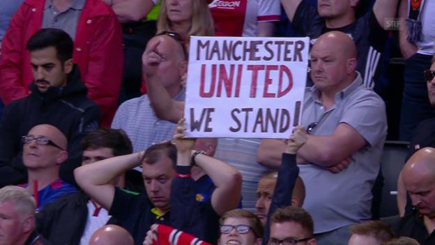 Video «Manchester Uniteds symbolischer Sieg im EL-Final» abspielen