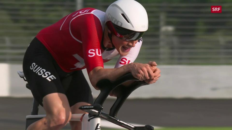 Stefan Küng manchenta piz a cup ina medaglia olimpica.