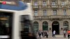 Video «Zürcher Banker irritiert» abspielen