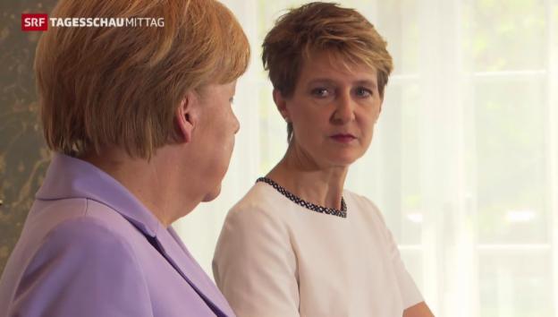 Video «Dublin-Abkommen: Wo steht die Schweiz?» abspielen