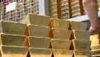Video «Werben für und gegen die Gold-Initiative» abspielen