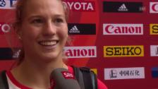 Video «LA: Interview mit Angelica Moser» abspielen