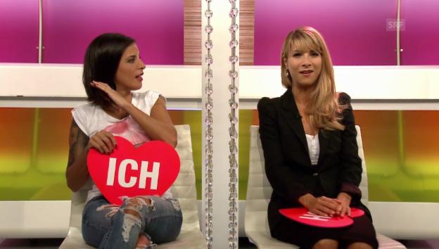 Video ««Ich oder Du»: Carol Fernandez und Nathalie D'Addezio» abspielen