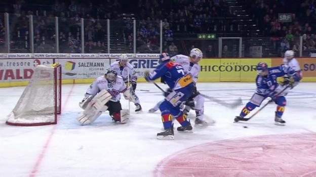 Video «ZSC Lions - Biel («sportpanorama» vom 15.12.13)» abspielen