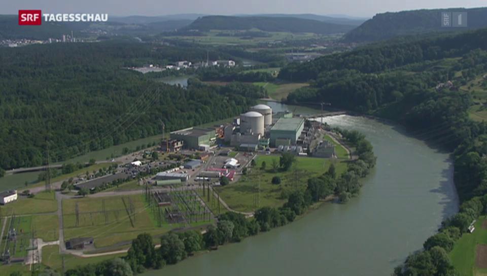 Umstrittene Abschalttermine der Schweizer AKW