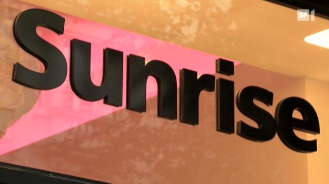 Kunden müssen für Sunrise-Fehler zahlen