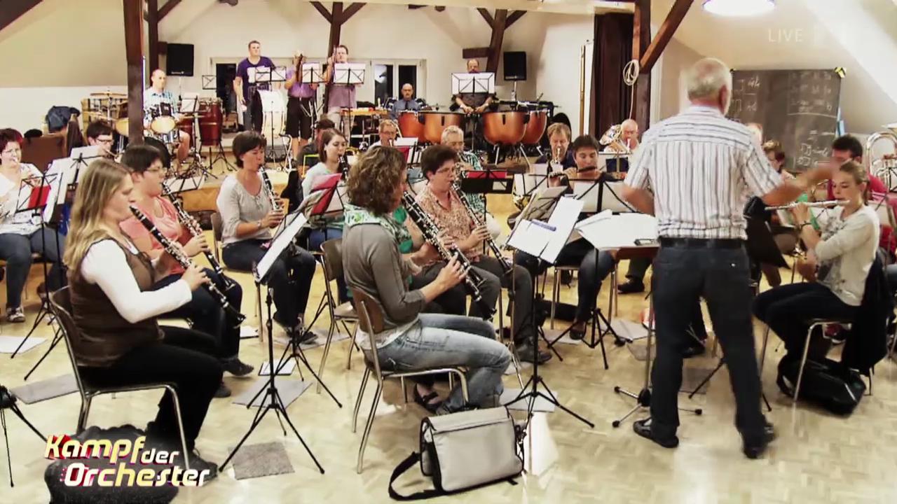 Orchester-Porträt Musikgesellschaft Matten