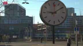Video «SBB will sparen» abspielen