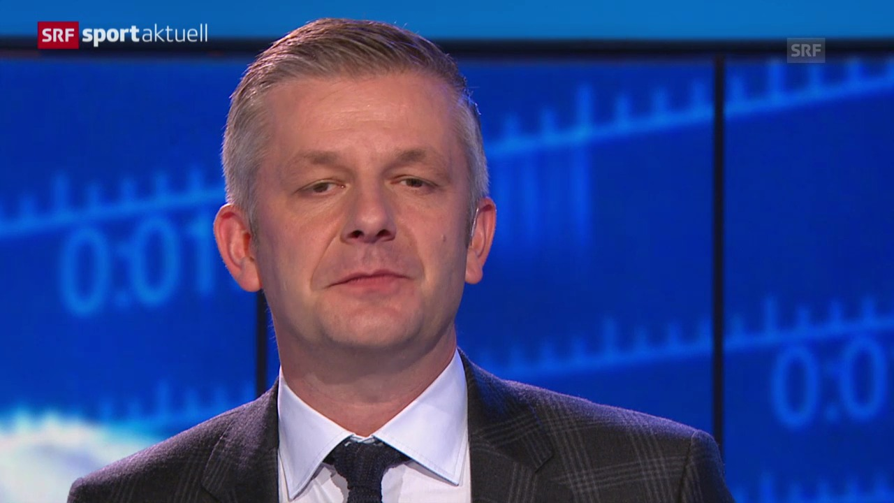 Michael Frey trifft gegen St-Etienne (Wortmeldung «sportaktuell»)