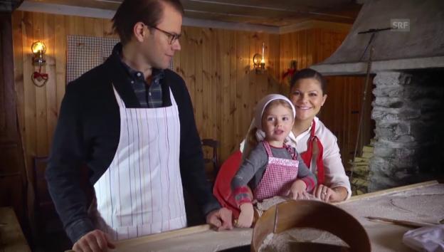 Video «Schwedische Weihnachtsgrüsse (unkomm.)» abspielen