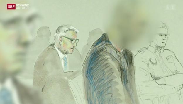 Video «Urteil im Escort Prozess» abspielen