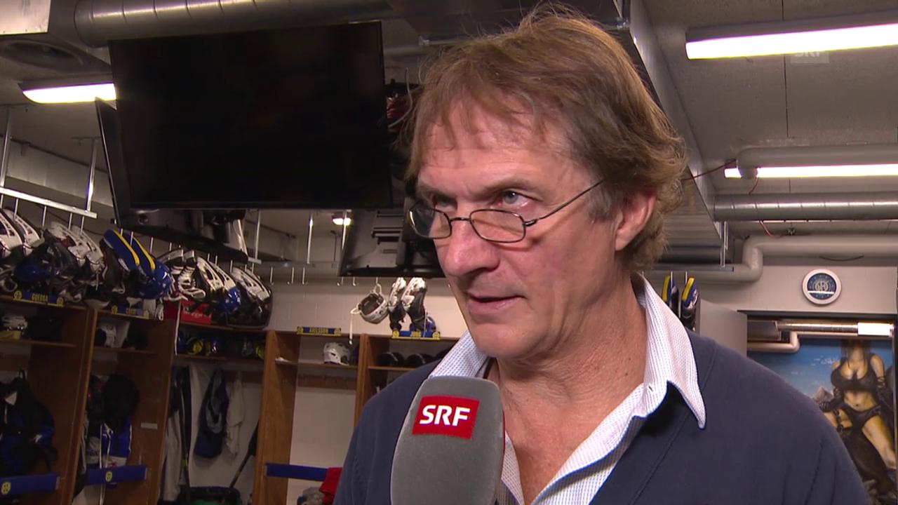 Eishockey: Arno del Curto im Interview