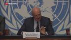 Video «Neue Runde der Syrien-Friedensverhandlungen» abspielen