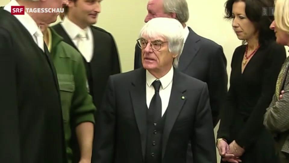 Formel-1-Chef vor Gericht