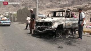Video «Vielschichtiger Konflikt im Jemen» abspielen