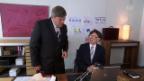 Video «Kauf der Deutschen Bank» abspielen