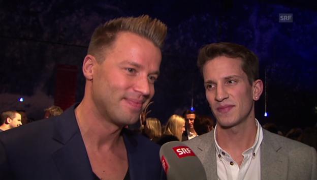 Video «Jonny Fischer: «Ich kann mir ein Leben mit ihm vorstellen»» abspielen