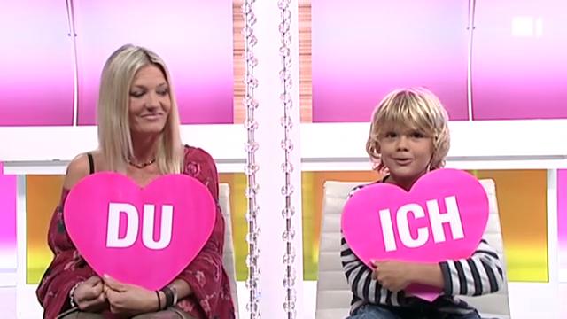 «Ich oder Du» mit Marlon und Evelyne Lehner