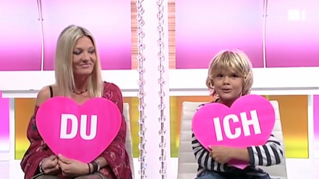 Video ««Ich oder Du» mit Marlon und Evelyne Lehner» abspielen