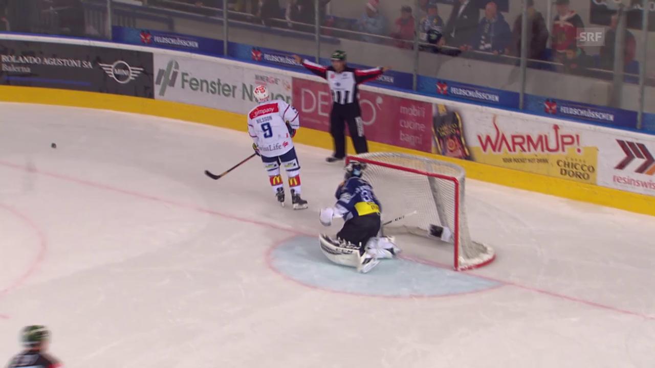 Topskorer Nilsson als Sinnbild für die Penalty-Krise der Lions