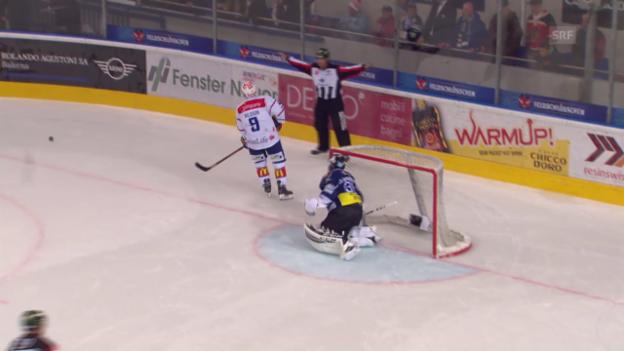 Video «Topskorer Nilsson als Sinnbild für die Penalty-Krise der Lions» abspielen