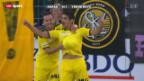 Video «Fussball: Aarau - YB» abspielen