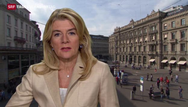 Video «SRF-Expertin Fassbind zu den Rückstellungen der UBS» abspielen