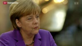 Video «Gegenseitiges Unverständnis in Spionageaffäre zwischen USA – DE» abspielen