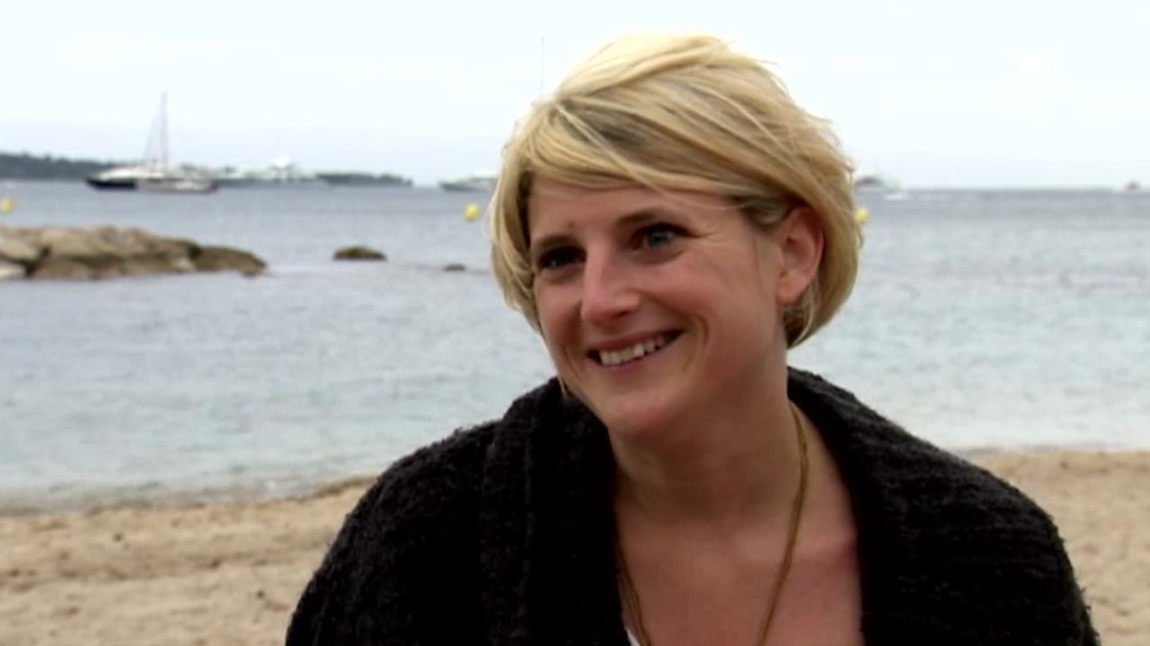 Elodie Brunner: «Eine Goldene Palme wäre natürlich toll»