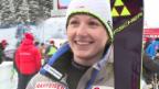Video «Ski: Slalom Santa Caterina, Interview Chiara Gmür» abspielen