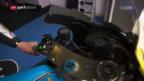 Video «Lüthi stellt seinen neuen Töff vor» abspielen