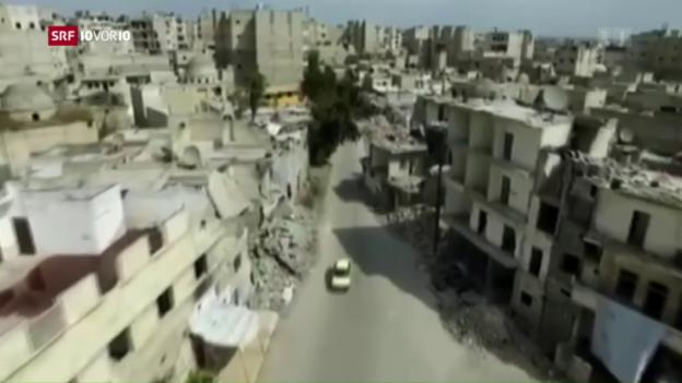 Video «Schlacht um Aleppo» abspielen