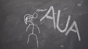 Video «ABC-DGST: A wie aua» abspielen
