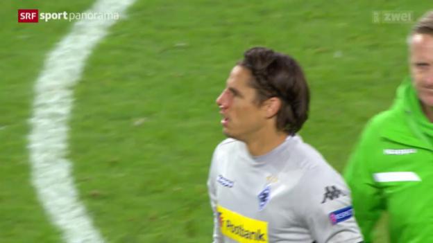 Video «Fussball: Bundesliga, Yann Sommer» abspielen