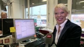 Video «Neue Rolle: Birgit Steinegger wird Gastmoderatorin bei «g&g»» abspielen