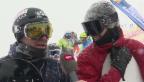 Video «Zwei Stars in Grindelwald: Podladtchikov und Simmen» abspielen