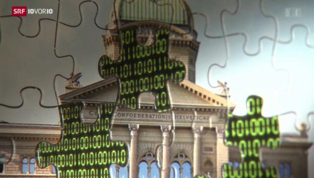 Video «Das teure Informatik-Projekt» abspielen