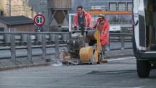 Video «Die Bauarbeiten am Brenner beginnen» abspielen