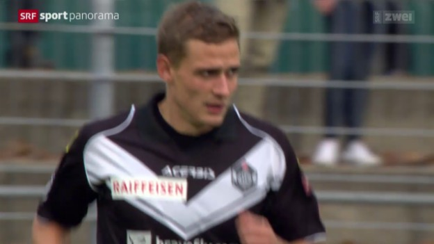 Video «Fussball: Super League, Lugano - St. Gallen» abspielen