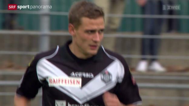 Video «Fussball: Super League, Lugano - St. Gallen» abspielen