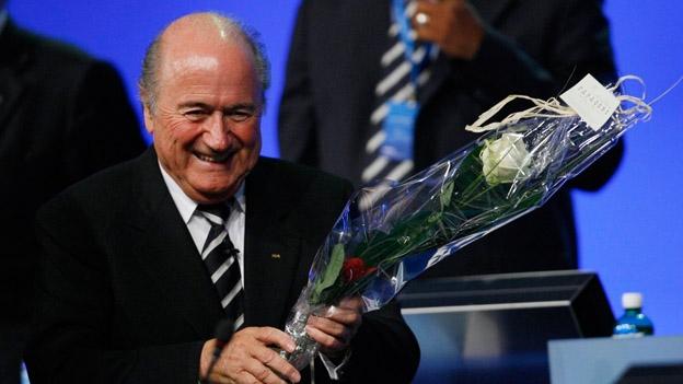 Fredy Hunkeler über Blatters Wiederwahl 2007