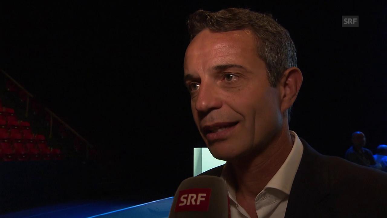 Bernhard Heusler über die Machtübergabe beim FC Basel