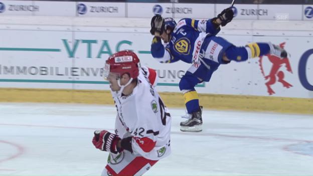 Video «Ambühls Art on Ice» abspielen