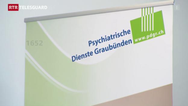 Laschar ir video «Bilantscha annuala dal servetsch psichiatric dal Grischun»