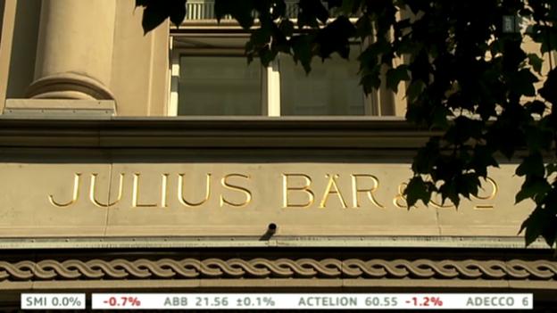 Video «SRF Börse vom 19.07.2013» abspielen